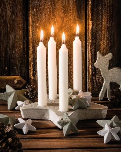 Weihnachtliches Bastelmaterial